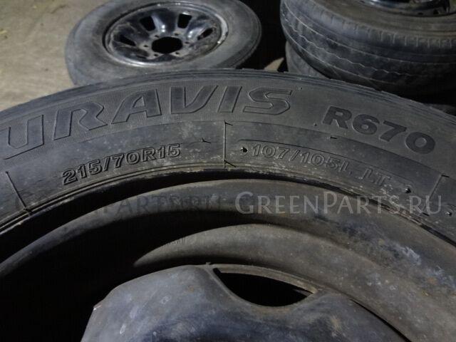 шины Bridgestone Duravis R670 0/65R15LT107105LLT летние на дисках Japan R15