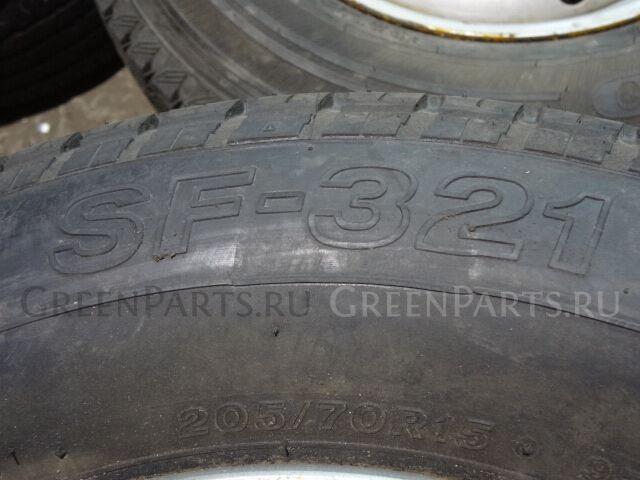 шины Bridgestone SF321 205/70R1595H летние на дисках Japan R15