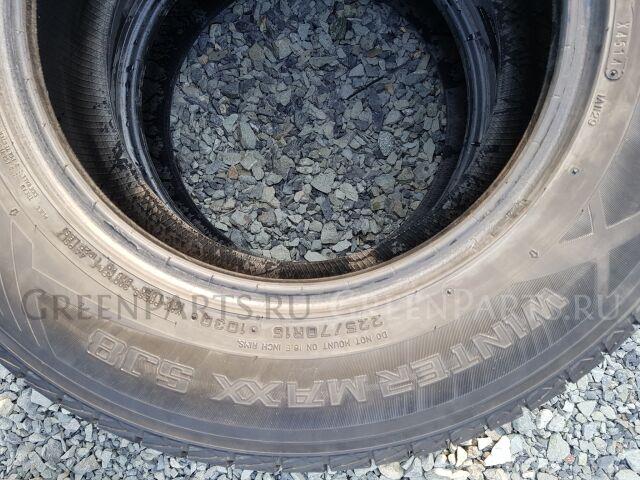 шины Dunlop Winter Maxx 225/70R16 зимние