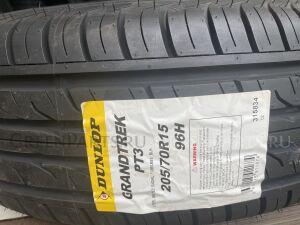 Шины Япония Dunlop Grandtrek PT3 205/70R15 летние