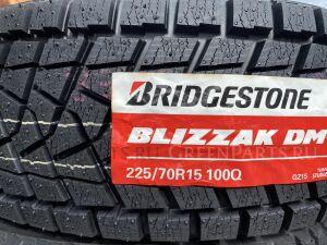 Шины Япония Bridgestone Blizzak DMZ-3 225/70R15 зимние