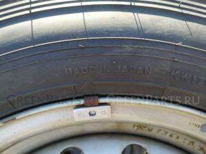 Шины Dunlop 175/80R15 зимние на дисках Japan R15
