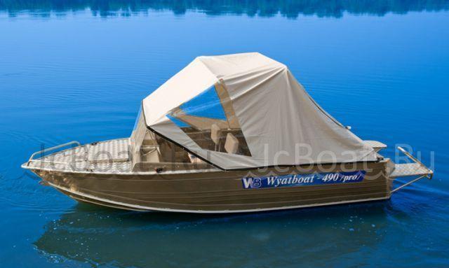 катер Wyatboat 490 Pro 2015 г.