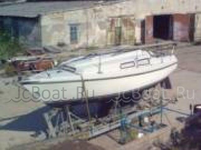 яхта парусная 1984 г.