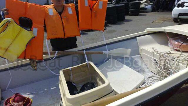 лодка пластиковая YAMAHA FISH-12A 1997 г.