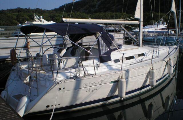 яхта парусная BENETEAU OCEANIS 373 2005 г.