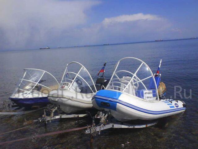 лодка пластиковая SUZUKI Всесезонная лодка-водник 2012 г.
