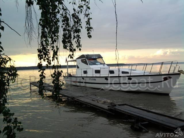 яхта моторная YAMAR 2010 г.