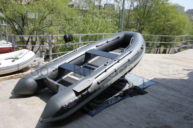 лодка ПВХ КАЙМАН N 330 2017 г.