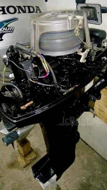 мотор подвесной TOHATSU TOHATSU 9.9 2003 г.