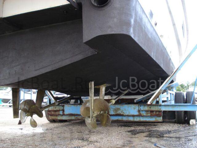яхта моторная NAKAYOSHI F55 1987 г.