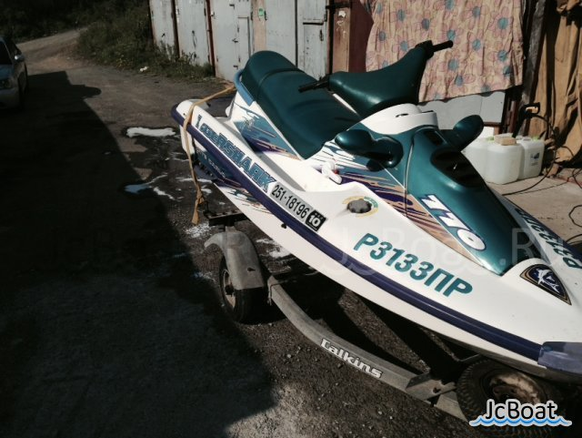 водный мотоцикл SUZUKI SUZUKI TIGER SHAK  1998 г.