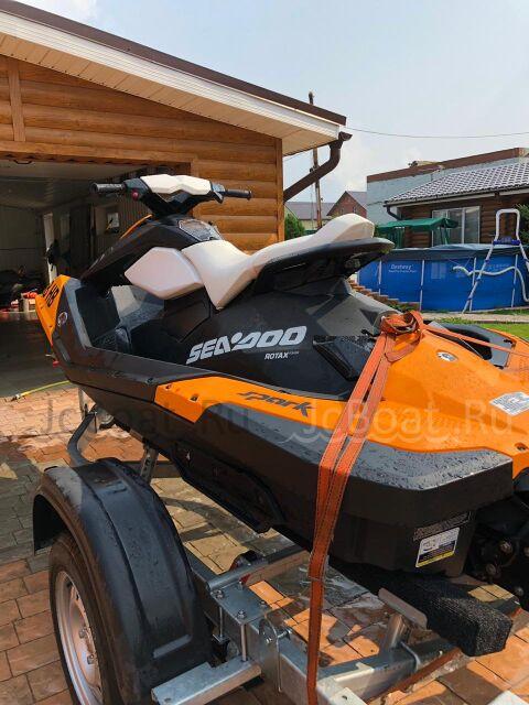 водный мотоцикл SPARK 2014 г.