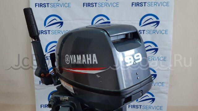 мотор подвесной YAMAHA 9.9 GMHS 2016 г.