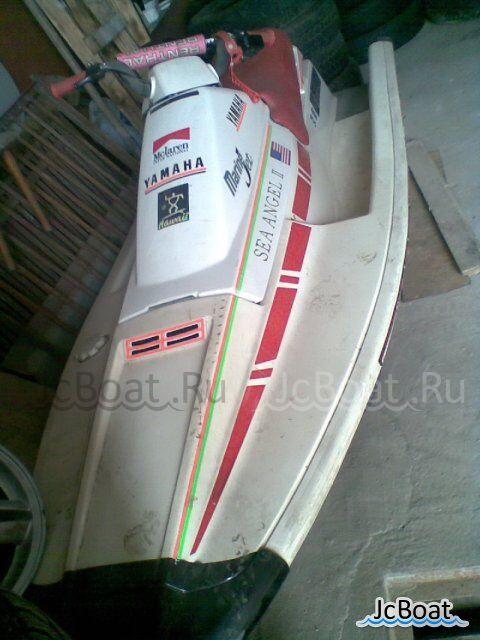 водный мотоцикл YAMAHA MARINE JET 1996 г.