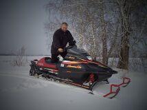 снегоход YAMAHA MOUNTAIN MAX