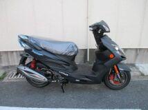 макси-скутер KYMCO RACING KING 180I MOTOCAM