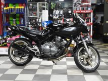 мотоцикл YAMAHA XJ400 DIVERSION арт.3558