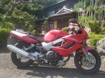 мотоцикл HONDA VTR1000F арт.0209