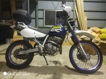 мотоцикл SUZUKI DR250XC арт.6961