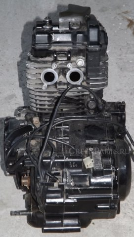 Двигатель на YAMAHA SRX250