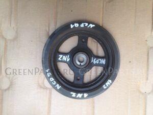 Шкив на Toyota Vitz NCP91 1NZ