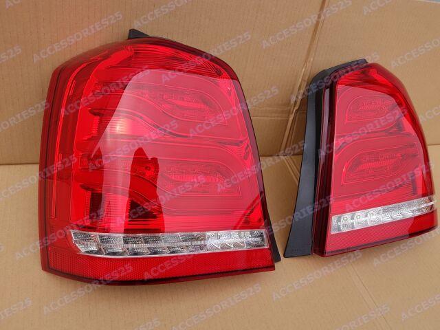 Стоп на Toyota Kluger V ACU20W, ACU25W, MCU20W, MCU25W, MHU28W