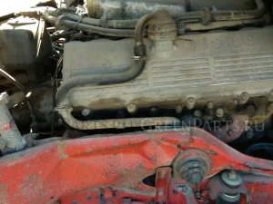 Двигатель на Mitsubishi FUSO 8M20