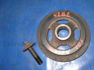 Шкив коленвала на Nissan Presage U30 VQ30DE 12303-31U00 / 12303-31U10 / 4/6