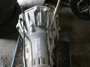 Кпп автоматическая на Nissan Fuga PY50 VQ35 RE5R05A