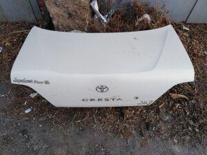 Крышка багажника на Toyota Cresta JZX100 1JZ