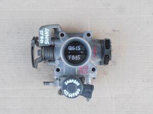 Дроссельная заслонка на Nissan Sunny FB-15 QG15 A22-669 ?00