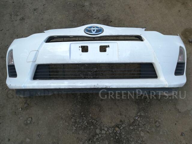 Бампер на Toyota Aqua NHP10 1NZ