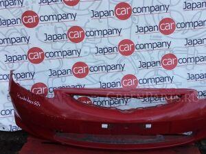Бампер на Honda Jazz 2002-2008