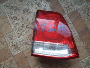 Стоп на Toyota Land cruiser 200 UZJ200 2UZ