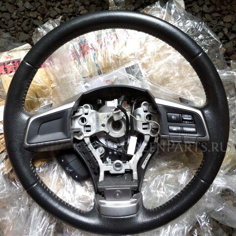 Руль на Subaru Forester SJ5, SJG