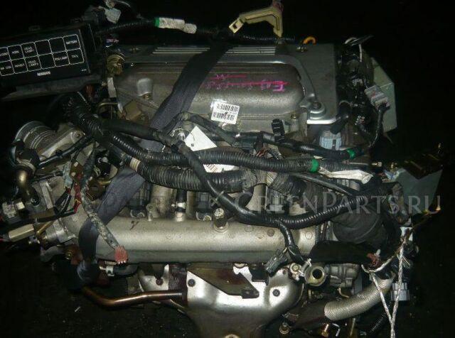 Двигатель на Nissan Presage U30 VQ30DE