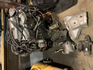 Двигатель на Honda CR-V B20B