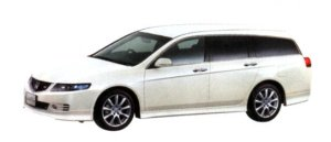 HONDA ACCORD WAGON 2007 г.