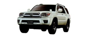 TOYOTA HILUX SURF 2008 г.