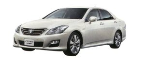 TOYOTA CROWN 2009 г.