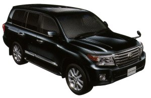 TOYOTA LAND CRUISER 2014 г.