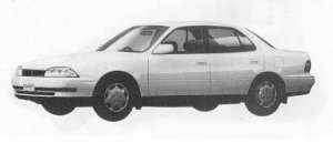 TOYOTA CAMRY 1990 г.