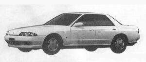 NISSAN SKYLINE 1990 г.