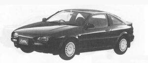 NISSAN NX 1990 г.