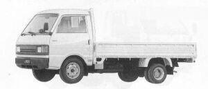 MAZDA FORD TRUCK 1990 г.
