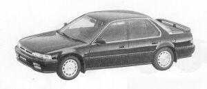 HONDA ACCORD 1991 г.
