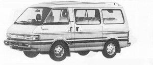 MAZDA FORD SPECTRON 1991 г.