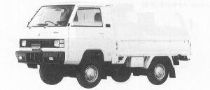 MITSUBISHI DELICA TRUCK 1991 г.