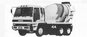 ISUZU 810 1991 г.